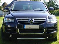 Реснички на фары VW Touareg 2003-2006