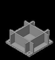 Закладные изделия в бетон | Изготовление закладных деталей для металлоконструкций