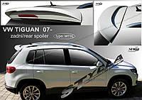Спойлер Volkswagen Tiguan (2007-...)WT11L