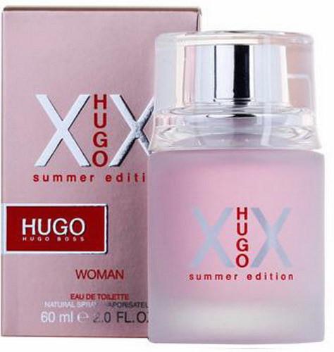 Женская туалетная вода Hugo XX Summer Edition (Хьюго ХХ Саммер Эдишн)