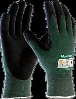 Защитные перчатки от порезов с нитрильным покрытием MaxiFlex® Cut™ 34-8743