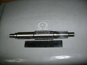 Вал коробки раздаточной  МТЗ (производство  БЗТДиА). 72-1802063. Ціна з ПДВ.