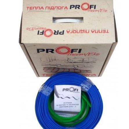 Теплый пол электрический  PROFI THERM Eko -2 16,5 (20.0 м)