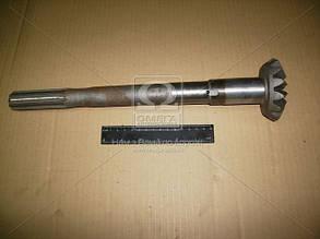 Вал вертикальный (короткий шлиц ) МТЗ (производство  г.Ромны). 52-2308063. Ціна з ПДВ.