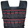 Утяжелительный жилет с регулируемым весом 18 кг, наборной (Жилет утяжелитель), фото 2