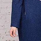 Женское пальто из букле сезона весна 2018 AMAZONKA - (рр-84), фото 3
