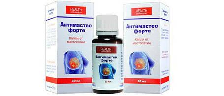Антимастео Форте - капли от мастопатии, фото 2