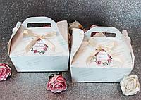 Коробка для каравая (Коробка для короваю)