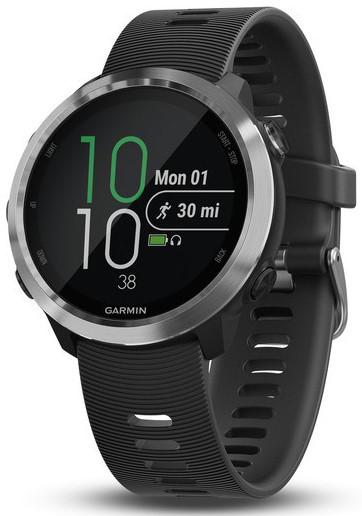 Спортивний годинник Garmin Forerunner 645 Music With Black Coloured Band