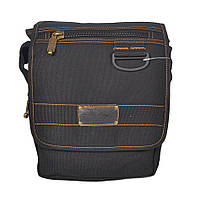 Брезентовая сумка через плечо Gold Be, фото 1