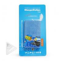 Салфетка LF-CL052, микрофибровая, упаковка блистер, салфетка для экрана, чистящее средство