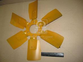 Вентилятор системы охлаждения МТЗ Д 243,245 металл 6 лопаст. (производство  ММЗ). 245-1308040-А. Цена с НДС.