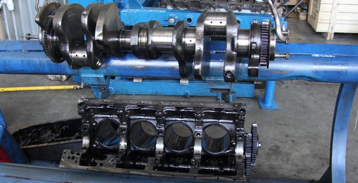 Капитальный ремонт двигателя КАМАЗ