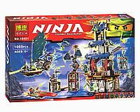 """Конструктор Bela Ninja (аналог Lego Ninjago """"Призрачный город Стикс (City Of Stiix)"""" 1069 дет, 10401"""