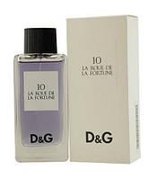 Жіноча туалетна вода D&G Anthology La Roue de La Fortune 10 (Дольче Габбана Ла Ру де ля Фортун)