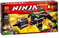 """Конструктор Bela Ninja (аналог Lego Ninjago) 10322 """"Истребитель Коула"""", 234 дет, фото 1"""