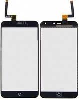 Сенсорный экран для смартфона Meizu M1 Note, тачскрин черный