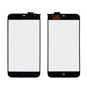 Сенсорний екран для смартфону Meizu MX3, тачскрін чорний