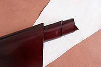 Натуральная кожа для кожгалантереи коричневого цвета, толщина 1.4 мм, арт. СК 2167, фото 1