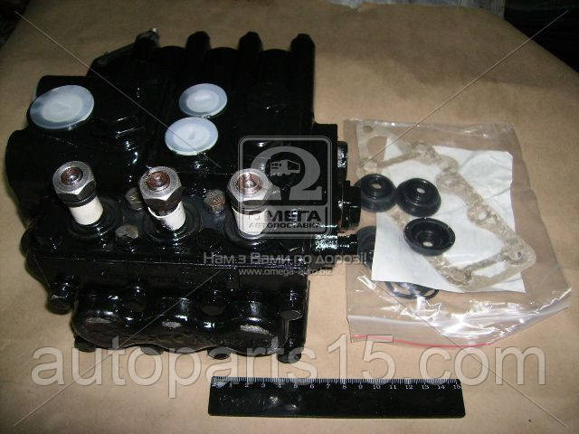 Гидрораспределитель МТЗ МР80-4/4-222Г (производство  Гидросила-МЗТГ). Р80-3/4-222Г. Ціна з ПДВ.