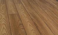 Ламинированный пол для гостинной толщиной 8 мм Green Step Comfort 33 класс, Дуб Тарбак натуральный