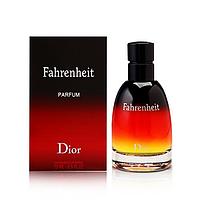 Мужская парфюмированная вода Christian Dior Fahrenheit (Кристиан Диор Фаренгейт), 75 мл