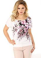 Женская летняя блузка Alva Top-Bis, коллекция весна-лето 2018