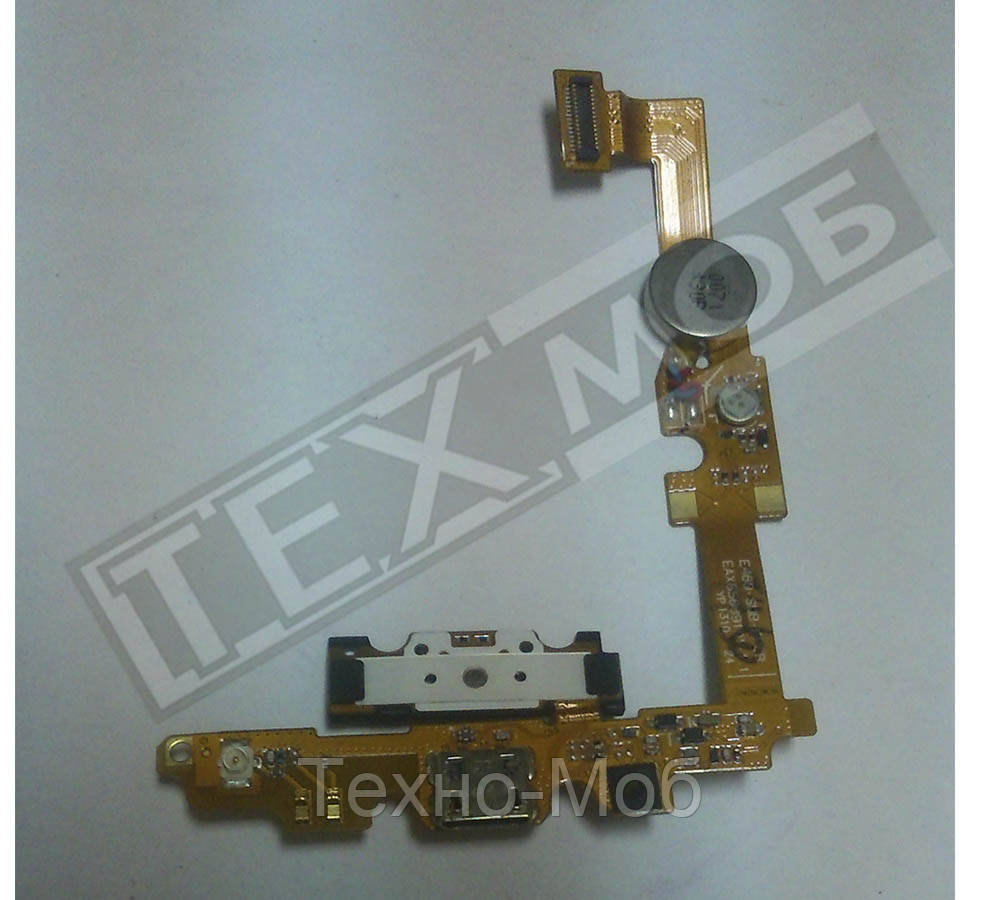 Шлейф для мобильных телефонов LG E450 Optimus L5x, E460 Optimus L5, ко
