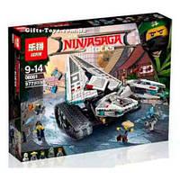 "Конструктор Ninjago Movie Lepin 06061 (аналог Lego 70616) ""Ледяной Танк"" 977 дет"