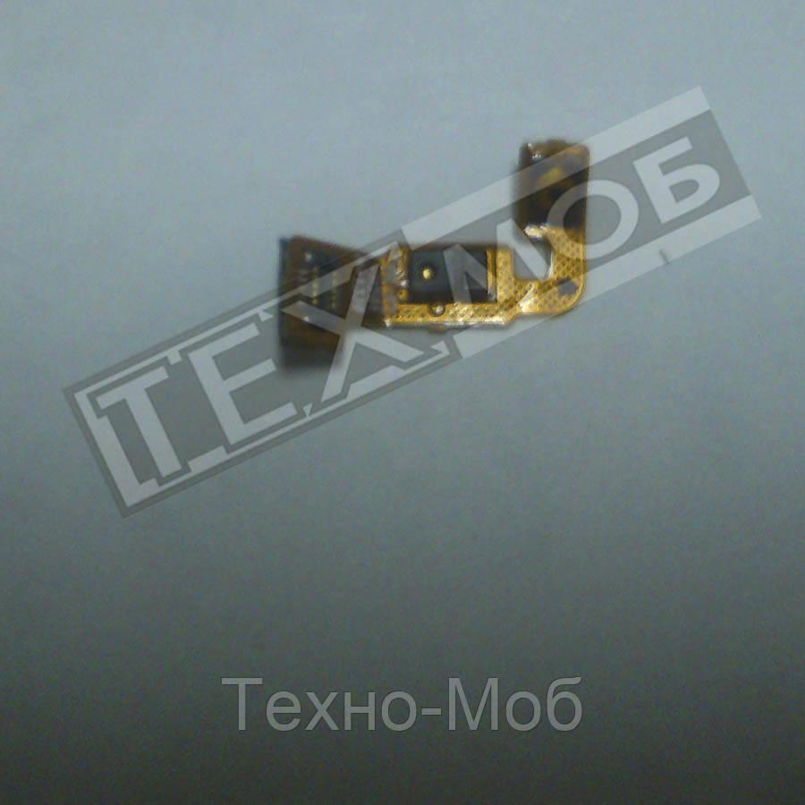 Шлейф для мобильного телефона Lenovo P780, кнопки включения, c датчико