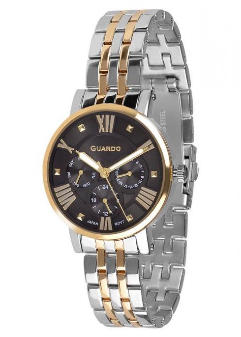 Жіночі наручні годинники Guardo P11265(m) GsB