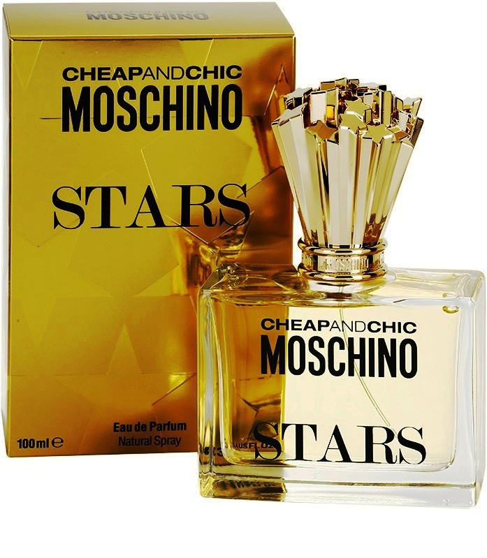 Женская парфюмерная вода Moschino Stars 100 мл