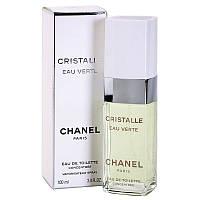 Туалетная вода для женщин Chanel Cristalle Eau Verte
