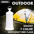 Портативный светильник Remax RT-C05 outdoor portable lamp, фото 2