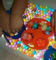 Гидрогель. Орбиз. 1 000  разноцветных растущих в воде шариков.