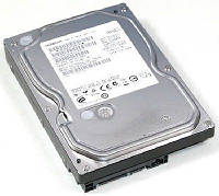 HDD Hitachi Deskstar 250 Гб SATA Б/У без дефектов