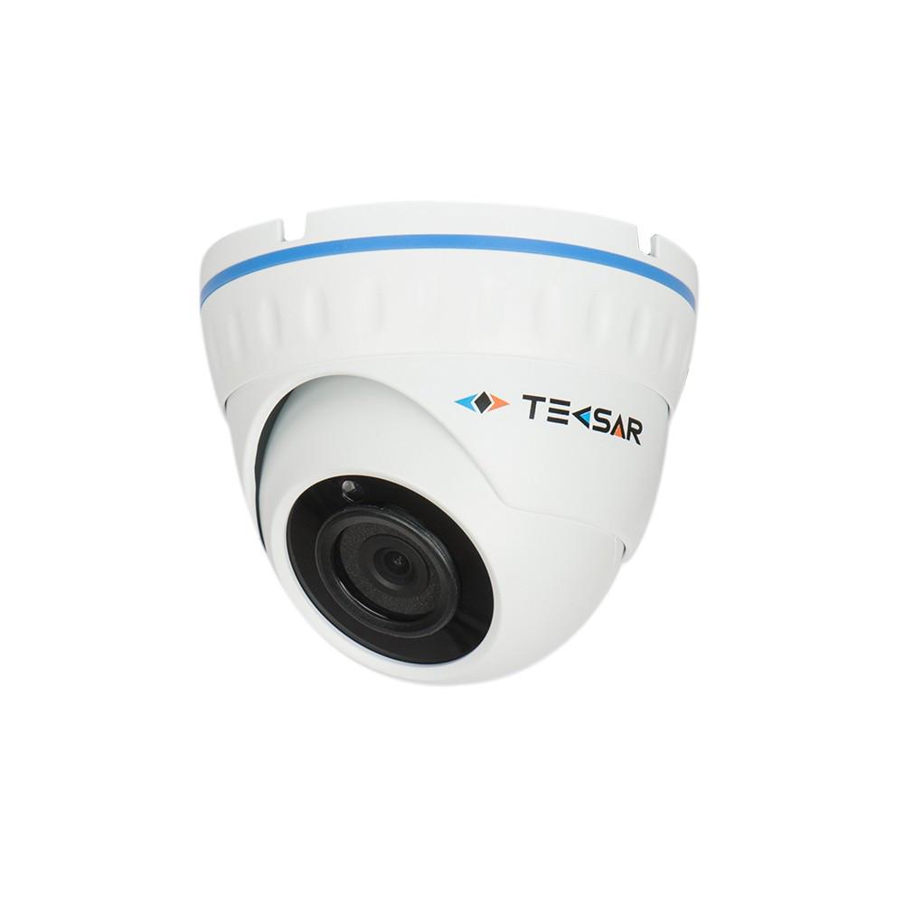 Проводная купольная монофокальная камера AHDD-20F2M-out
