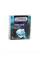 Презервативы Contex Long Love №3