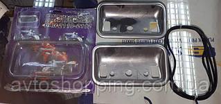 Накладки під ручки дверей GUARD ВАЗ ВЕГА 2110, 2111, 2112 хром