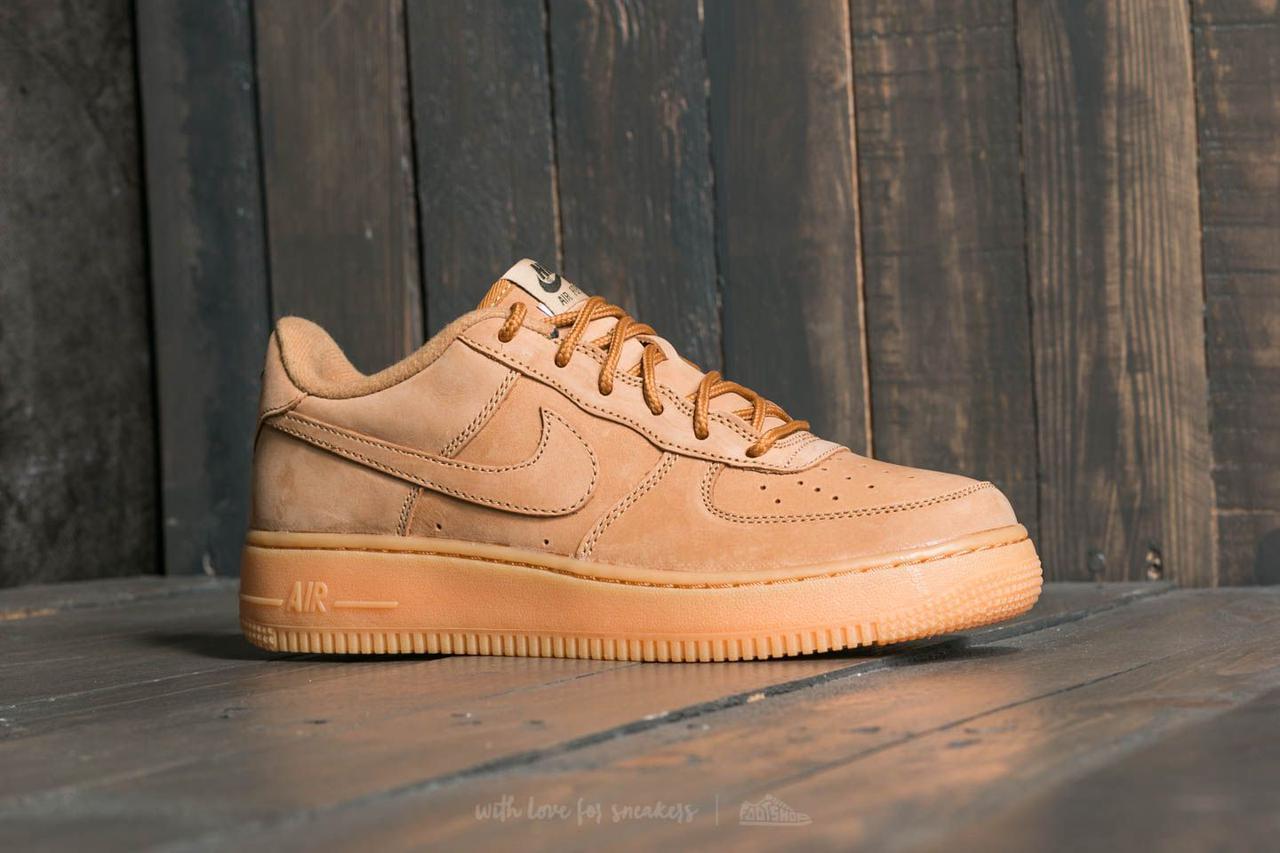 Кроссовки Nike Air Force 1 Low Flax