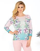Весенняя блуза Anda Top-Bis, коллекция весна-лето 2018