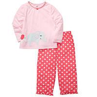 Пижама для девочки Слоник Carters