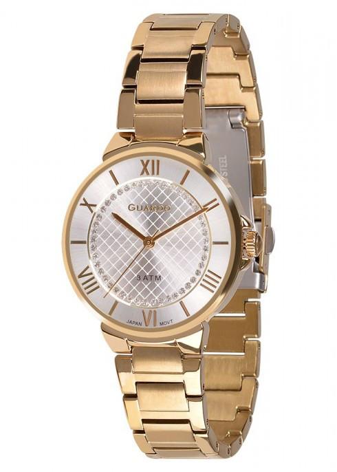 Женские наручные часы Guardo P11267(m) GW