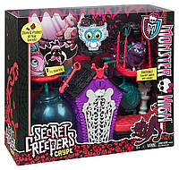 Игровой набор Монстер Хай Домик для любимца Монстер Хай Monster High Secret Creepers Crypt