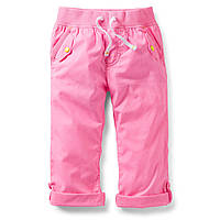 Штанишки для девочки розовые Carter's