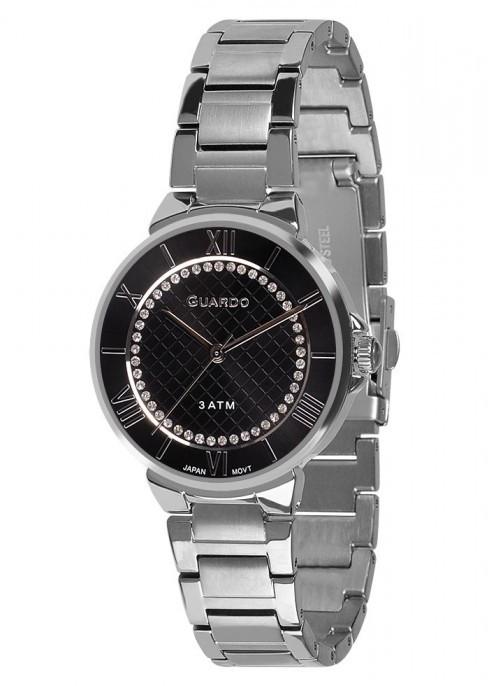 Женские наручные часы Guardo P11267(m) SB