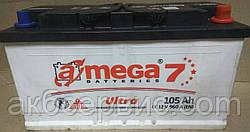 Акумулятор автомобільний Б/У A-mega 6СТ-105 АзЕ Ultra