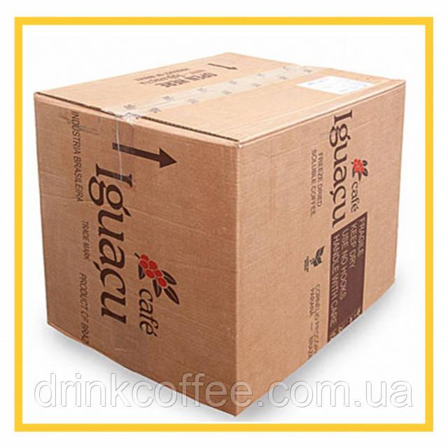 Кофе растворимый Iguacu (Игуацу), ящик, 25кг