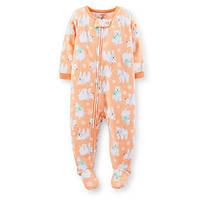 Слип-пижама для девочки Мишка Carters