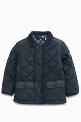 Куртка осенняя для мальчика стеганная Next